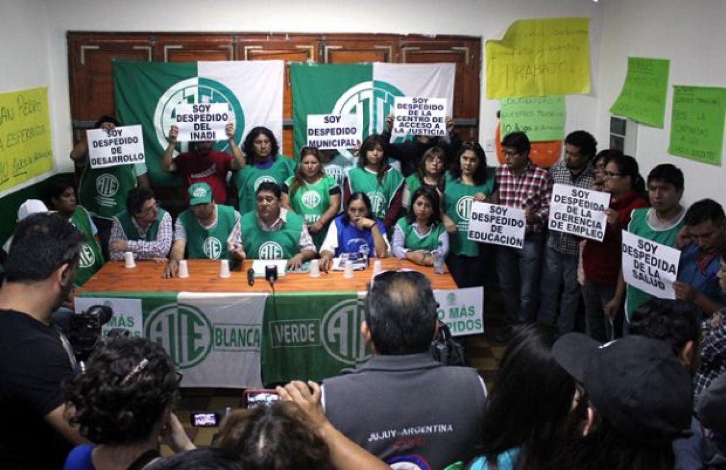 Mañana habrá paro y ollas populares de trabajadores de ATE