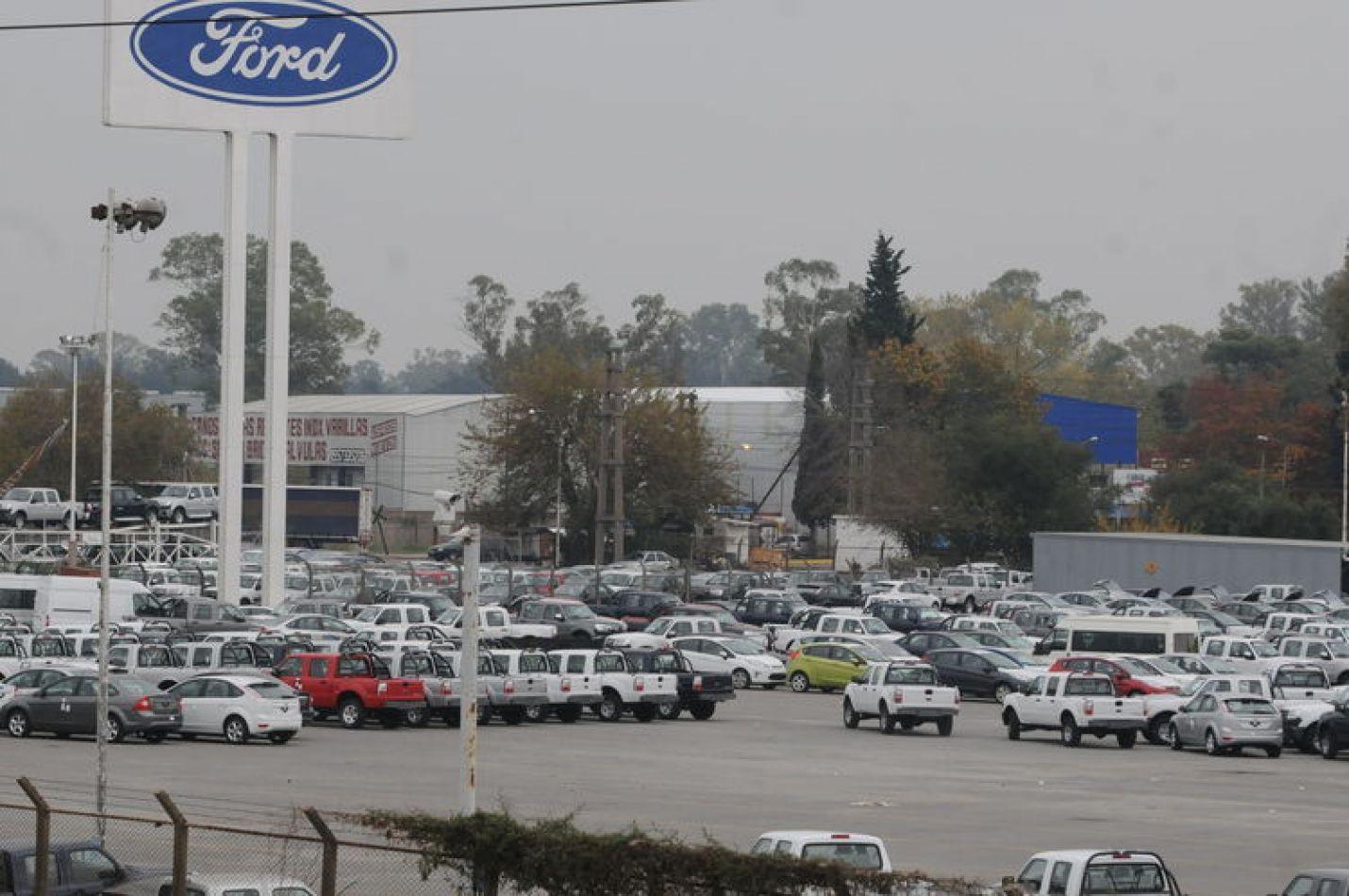Planta Ford en Pacheco