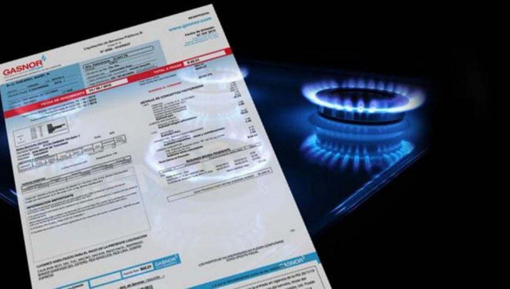 La tarifa del gas aumentará un 18 por ciento este invierno