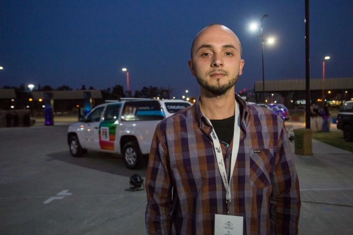 El hijo de Gerardo Morales es Coordinador del Festival de Cine jujeño y cobra un sueldo en la Defensoría del Pueblo de la Nación