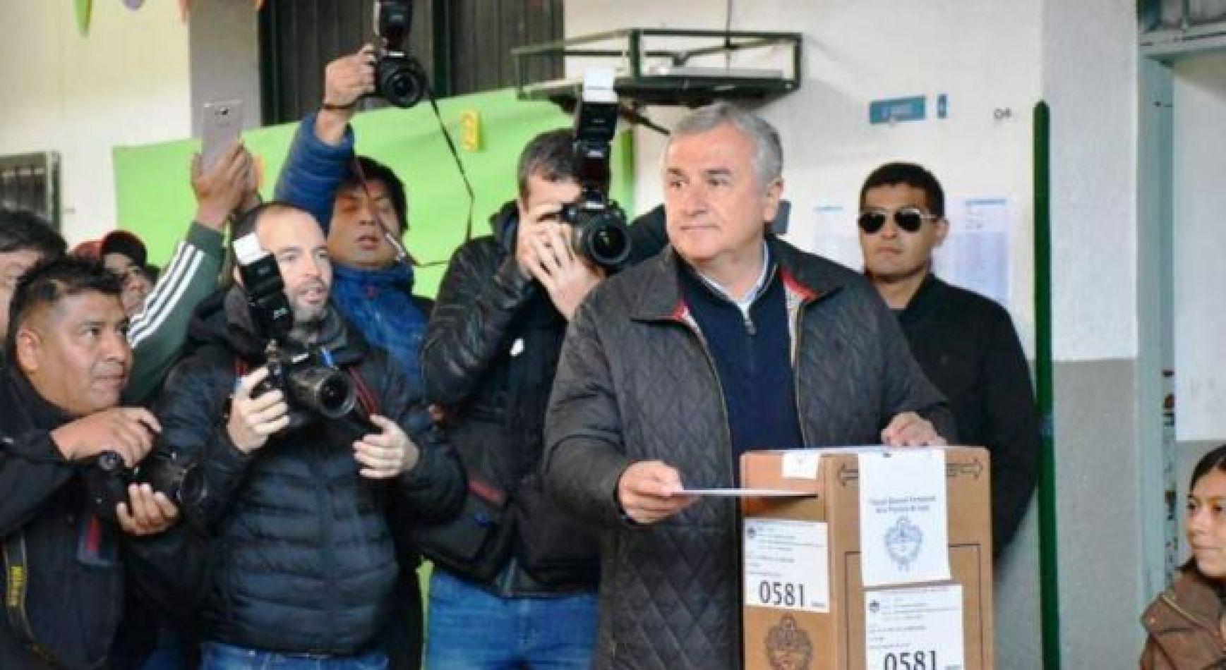 """Gerardo Morales: """"Nos está faltando más peronismo en el frente""""."""