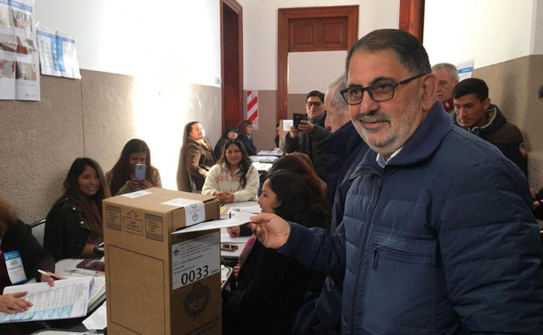"Raúl ""Chuli"" Jorge retuvo la intendencia y va por su cuarto mandato consecutivo"