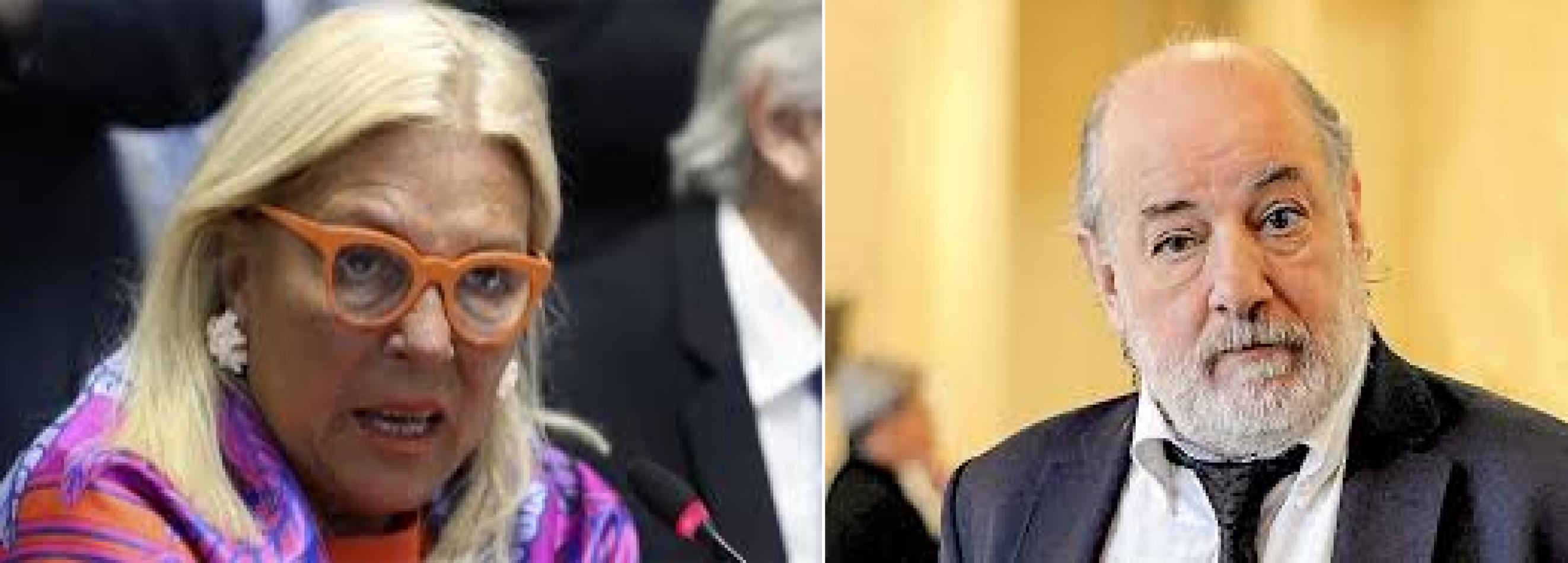 El Juez Ramos Padilla notificó sobre las acusaciones que existen en su contra a Claudio Bonadío y Elisa Carrió