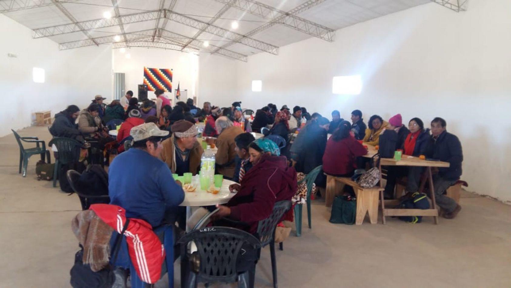 Asambleístas ratificaron su postura contra la minería y manifestaron la necesidad de fortalecer las actividades productivas locales