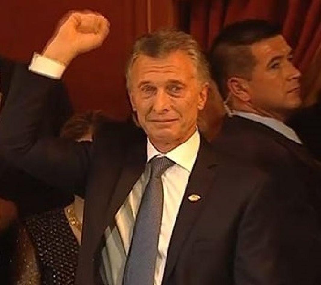 La caída de Macri: el rey está desnudo