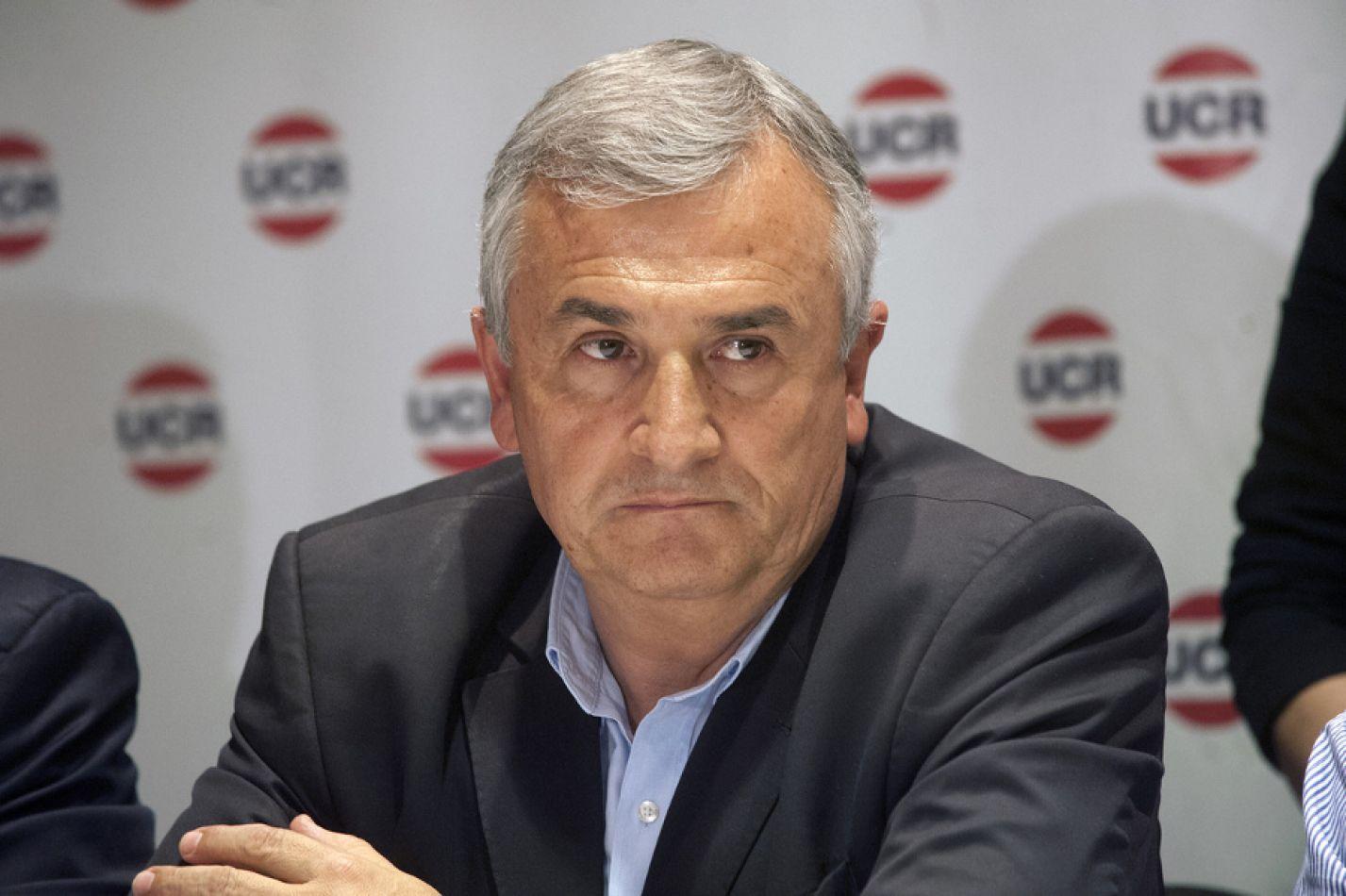 """Morales, otro cruzado contra el resultado de las PASO """"hay que luchar hasta el final para que no vuelva el kirchnerismo"""""""