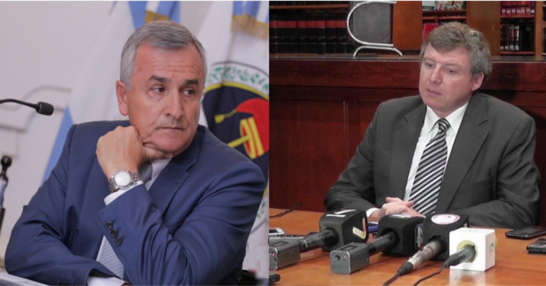 """Fiscales de la Nación repudian el pedido de Juicio Político de Morales por """"poner en riesgo la democracia"""""""