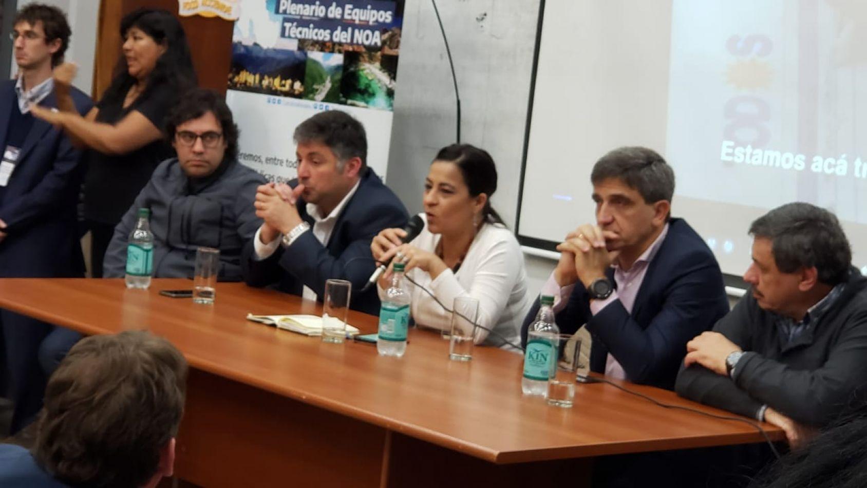 Jujuy se sumó a los Equipos Técnicos del NOA del Frente de Todos