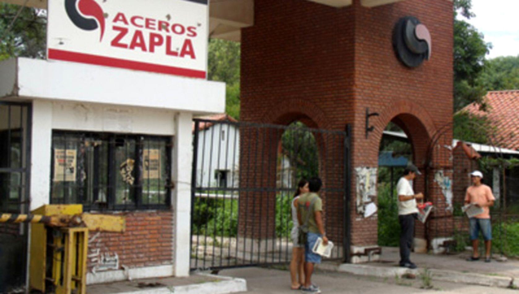 Despidos en Zapla: los trabajadores definen esta noche medidas de fuerza