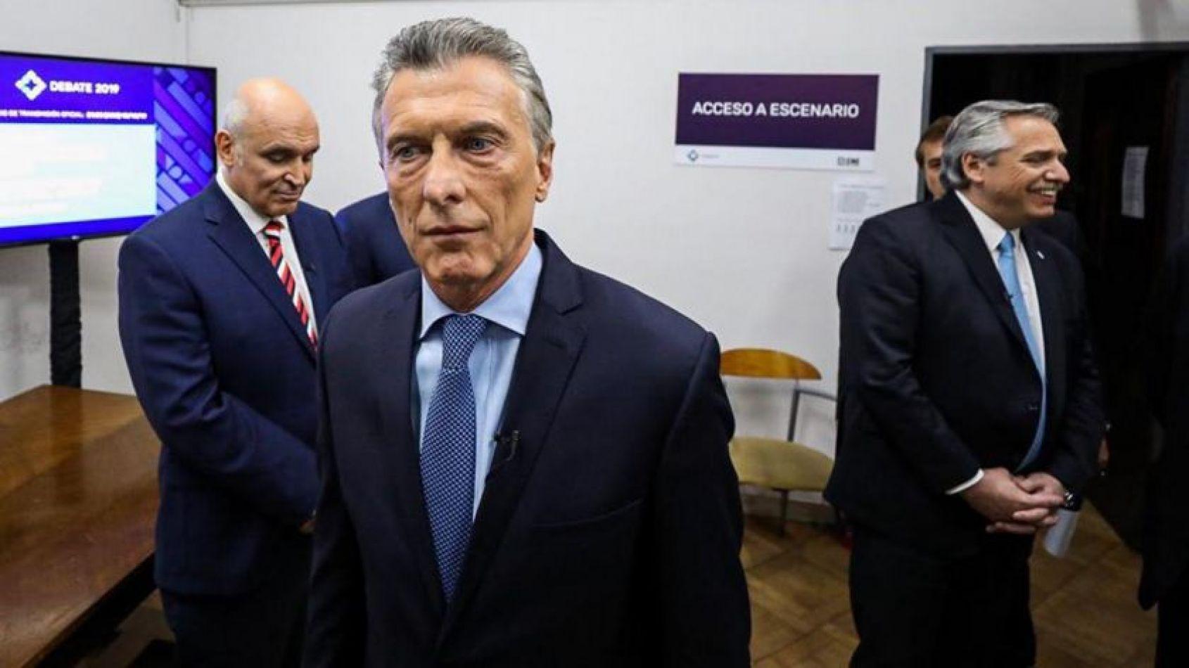 Alberto Fernández sacó ventaja en el primer debate presidencial