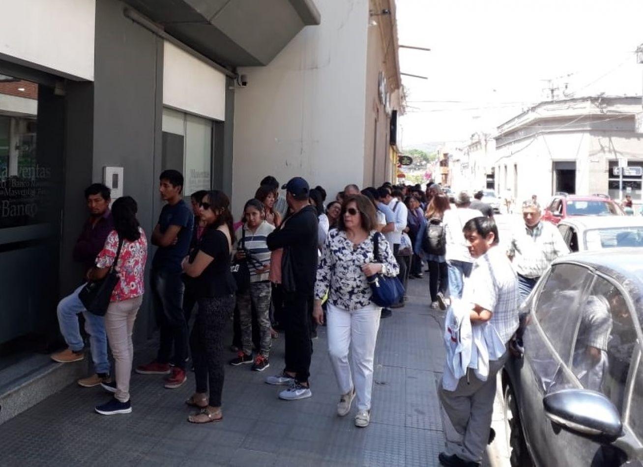 Ayer se vivió una jornada de volatilidad cambiaria en Jujuy