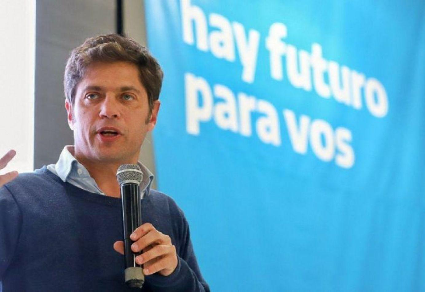 Axel Kicillof ampliaría su ventaja en Buenos Aires siendo elegido gobernador