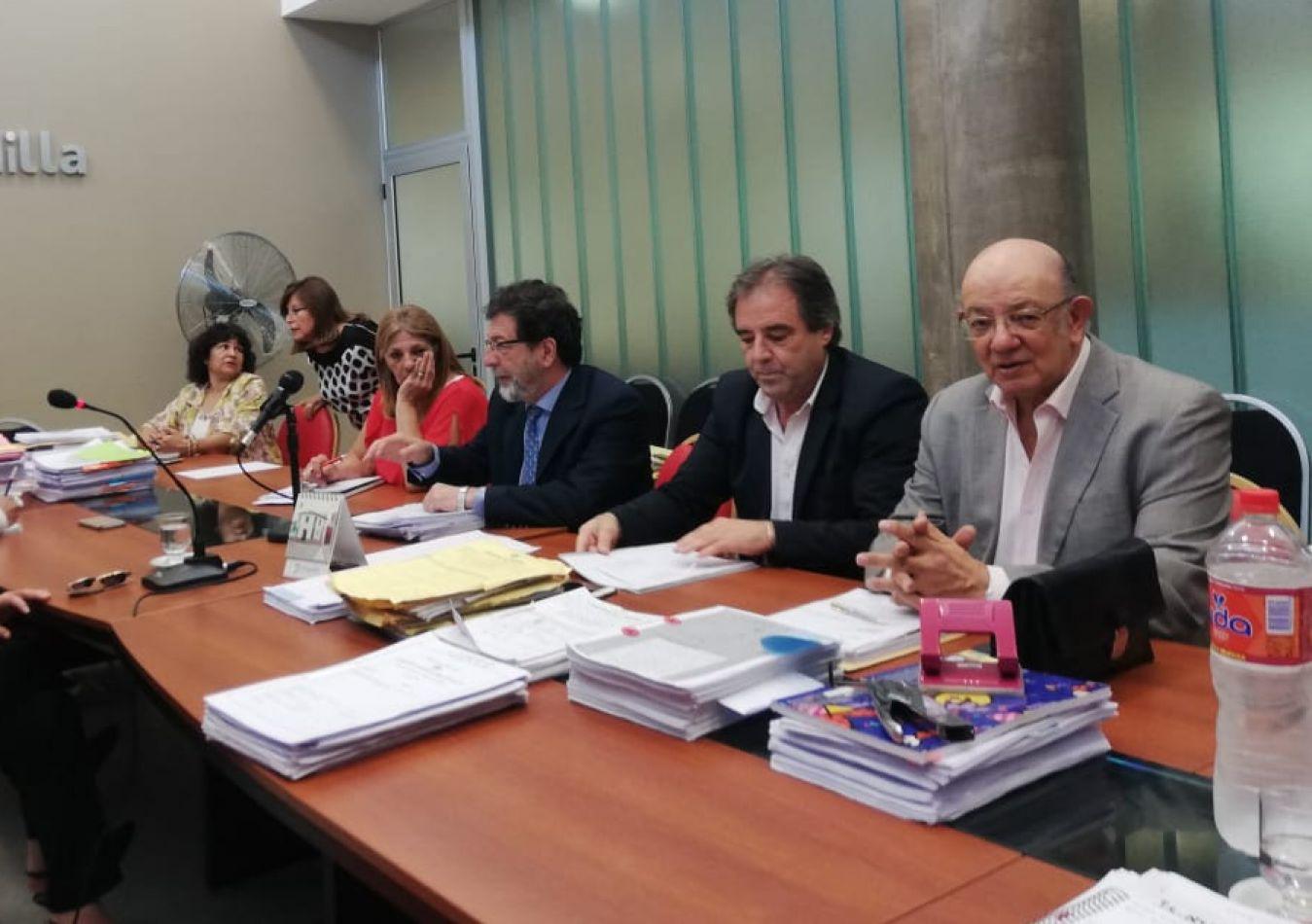 La Comisión Investigadora define si continúan con los pedidos de juicios políticos