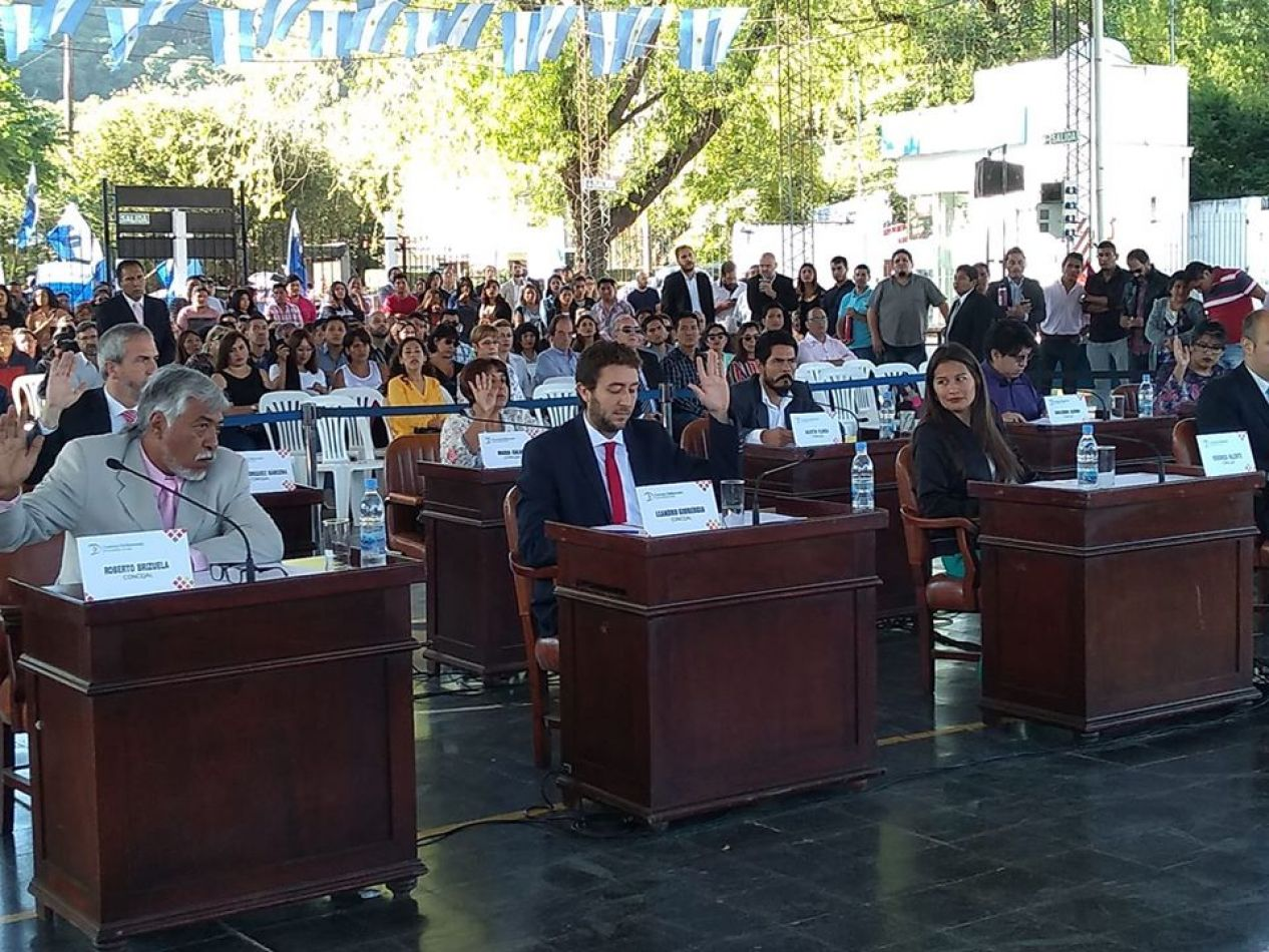 Foto: Facebook Concejo Deliberante de San Salvador de Jujuy