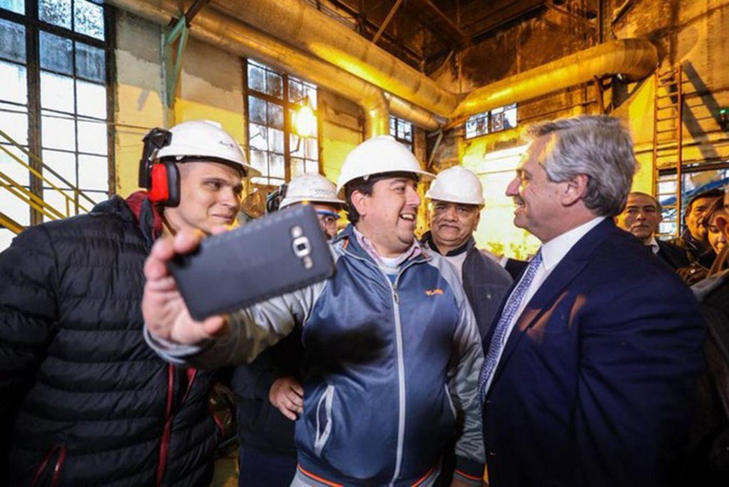 El plan de Alberto Fernández para generar 4 millones de puestos de trabajo