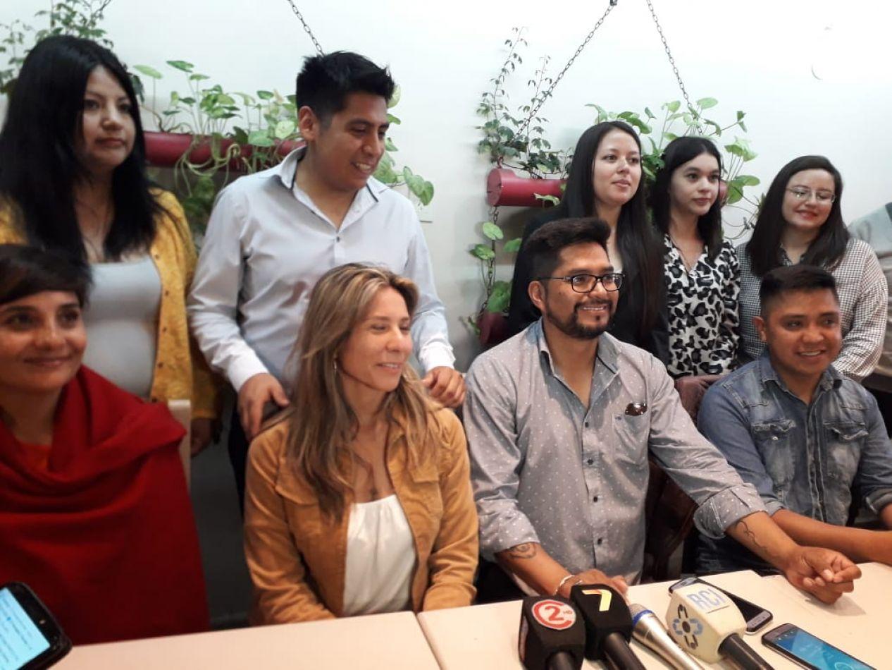El intendente electo de La Quiaca presentó su gabinete igualitario