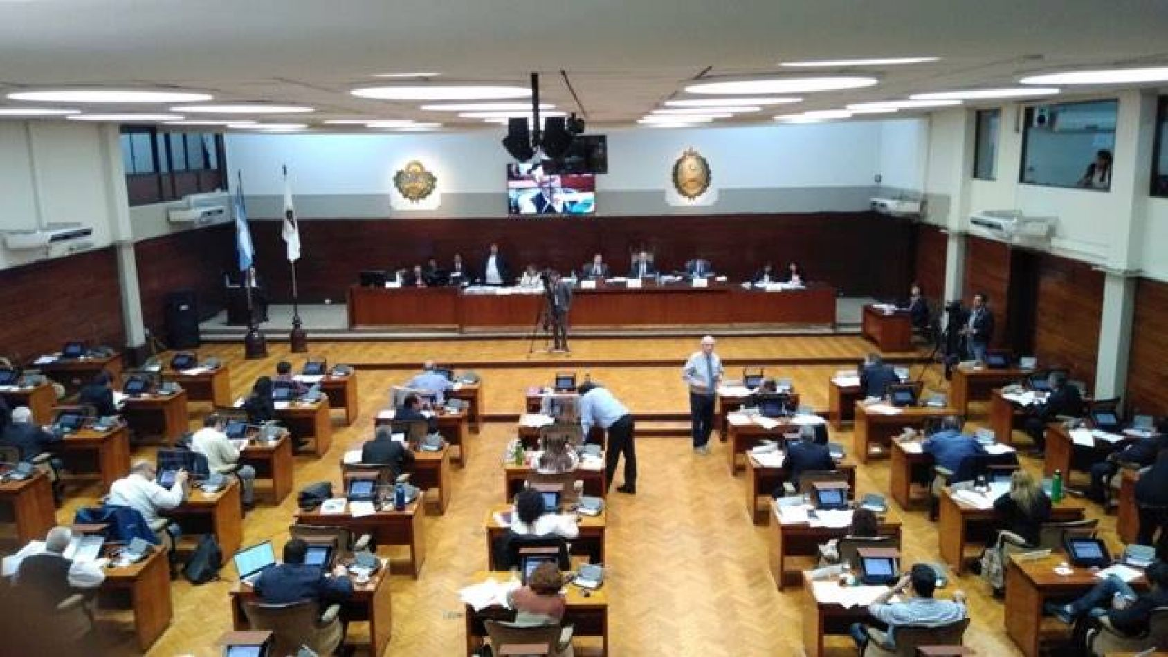 Cómo quedará conformada la nueva Legislatura provincial