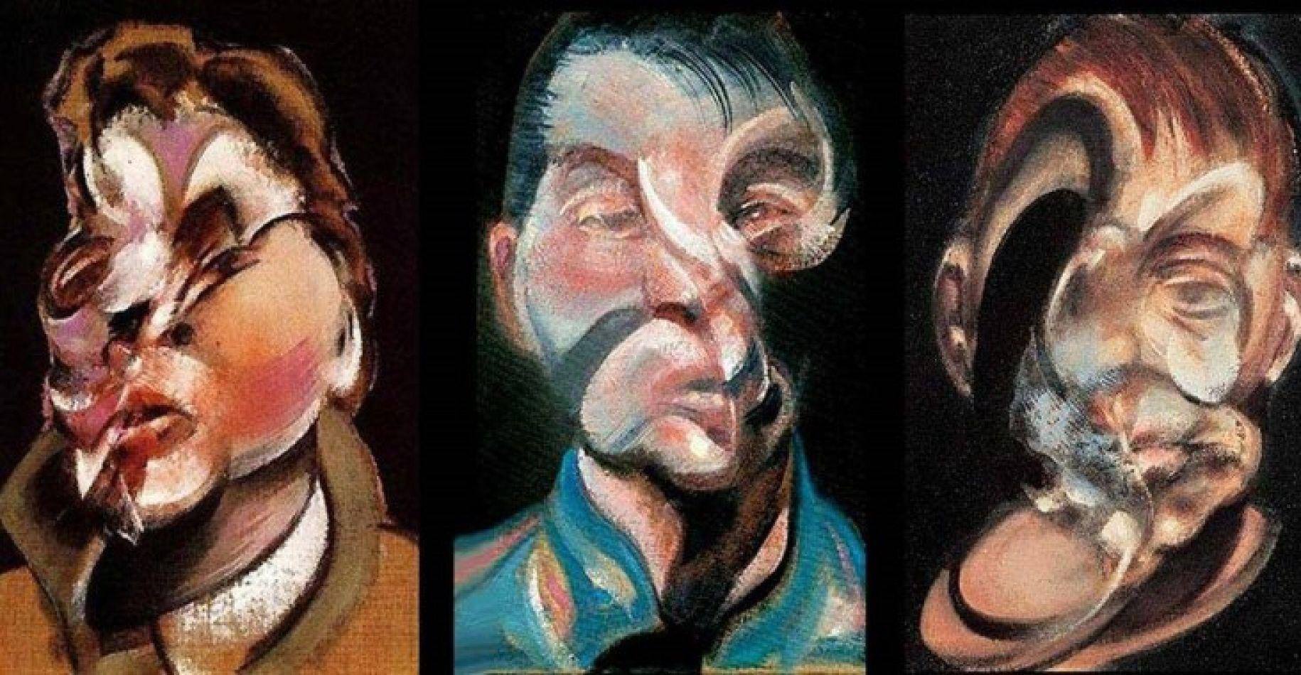 La imagen pertenecen a Francis Bacon.