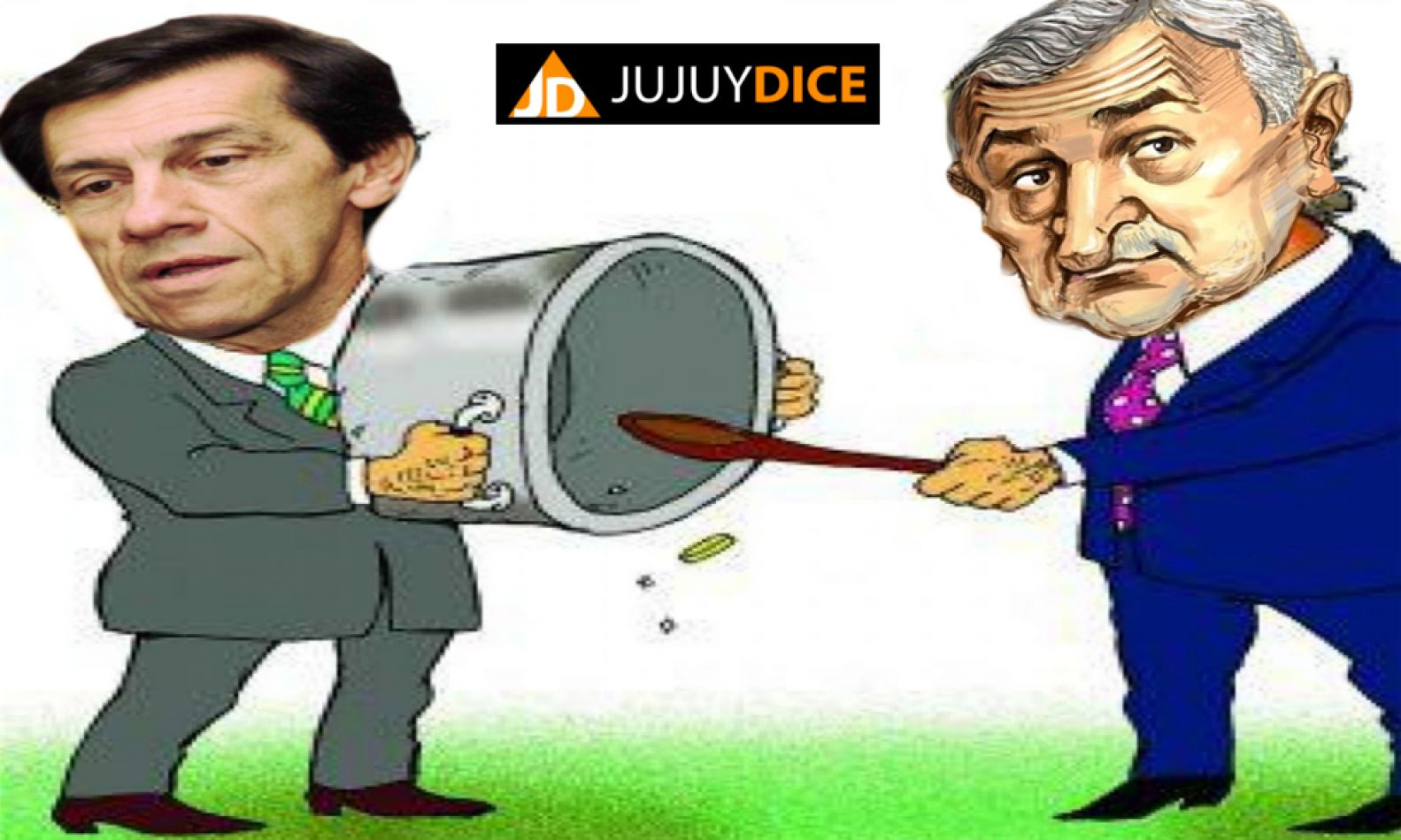 """Gerardo Morales: """"no estamos en condiciones de pagar ese bono"""""""