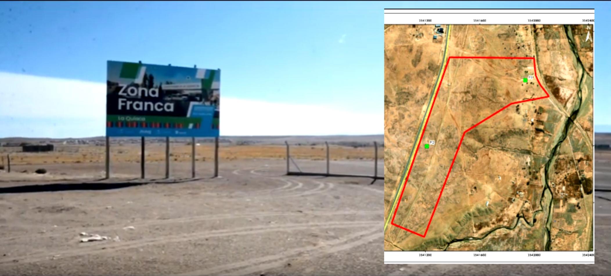 El gobierno de Morales modificó el área que ocupará la zona franca en La Quiaca sin consultar a la comunidad