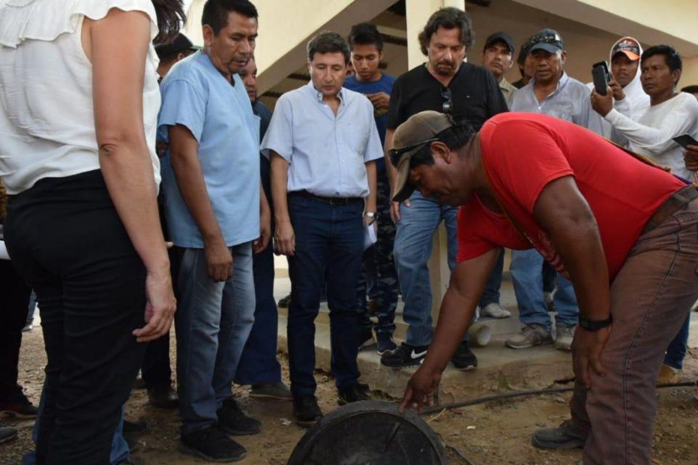 Foto: Página 12. Daniel Arroyo en Salta