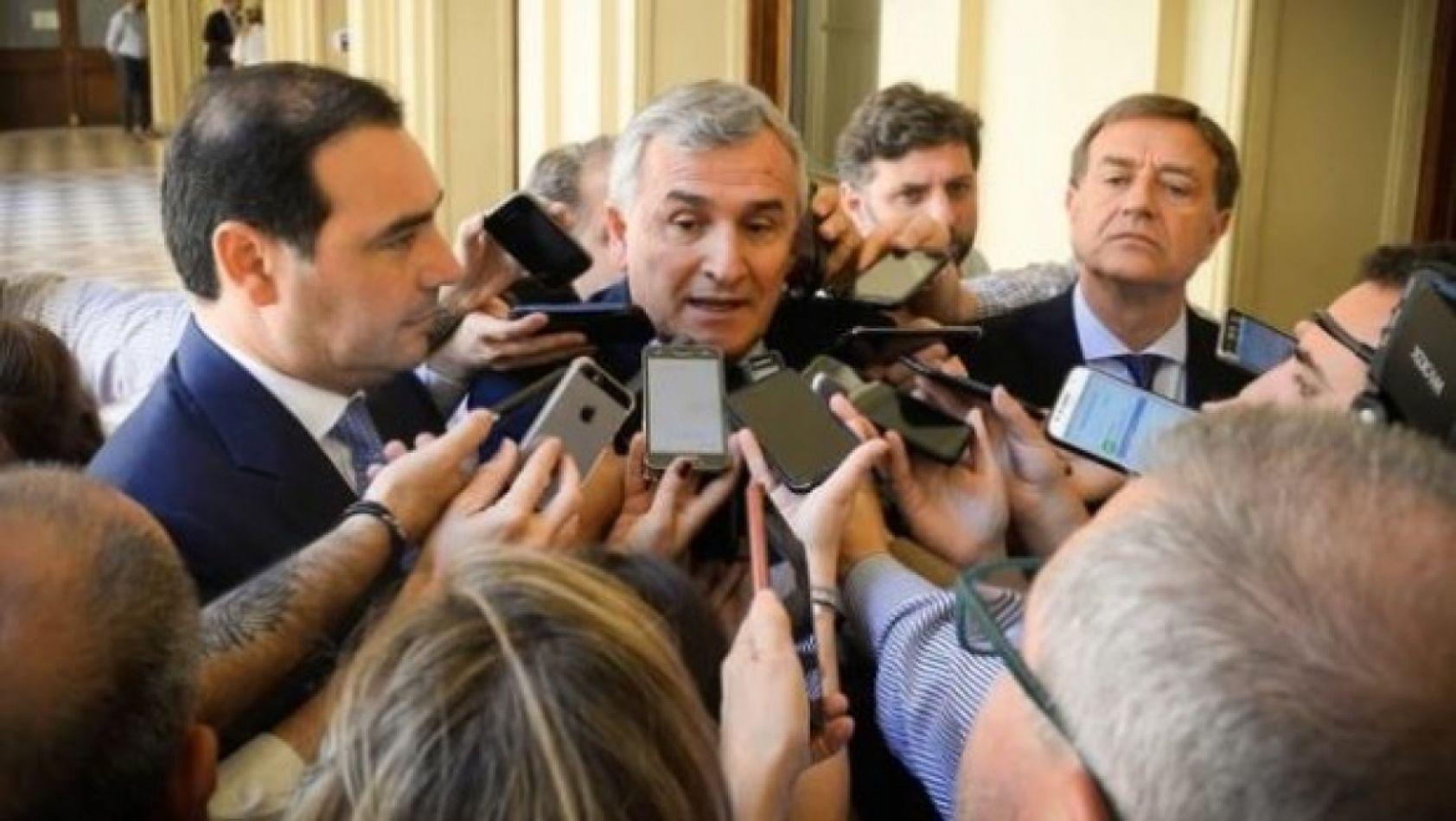 Morales acordó acompañar la ley de reestructuración de la deuda, a cambio de apoyo para refinanciar la de Jujuy