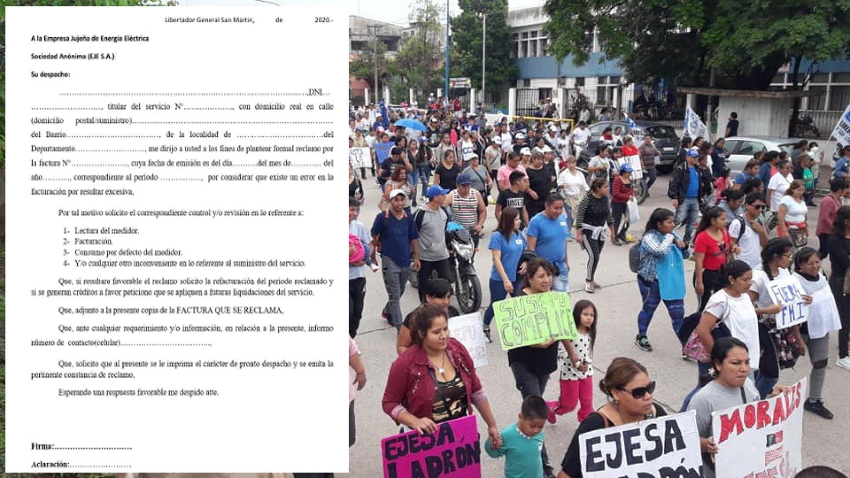 Dirigentes del Frente de Todos presentaron un recurso de amparo por la suba de la tarifa eléctrica
