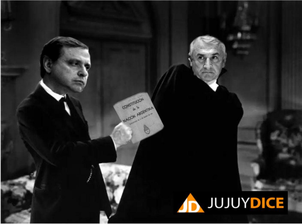 """Morales: """"no vamos a permitir intromisión en la autonomía de la provincia de Jujuy"""""""