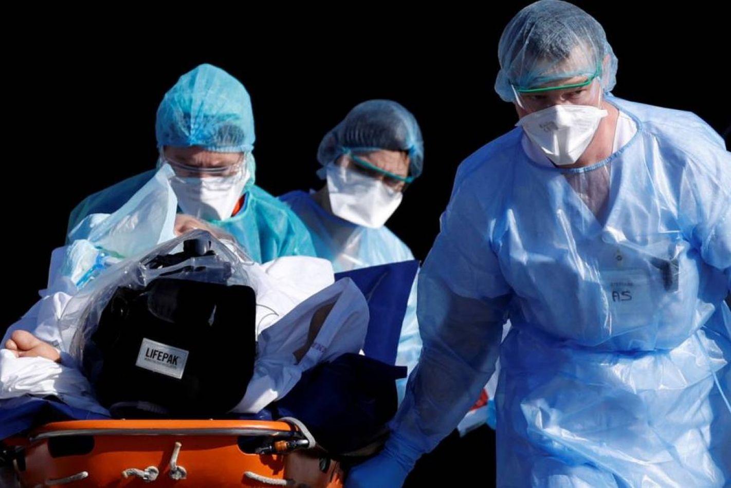 Ya hay 502 casos de coronavirus en el país y confirman la transmisión comunitaria
