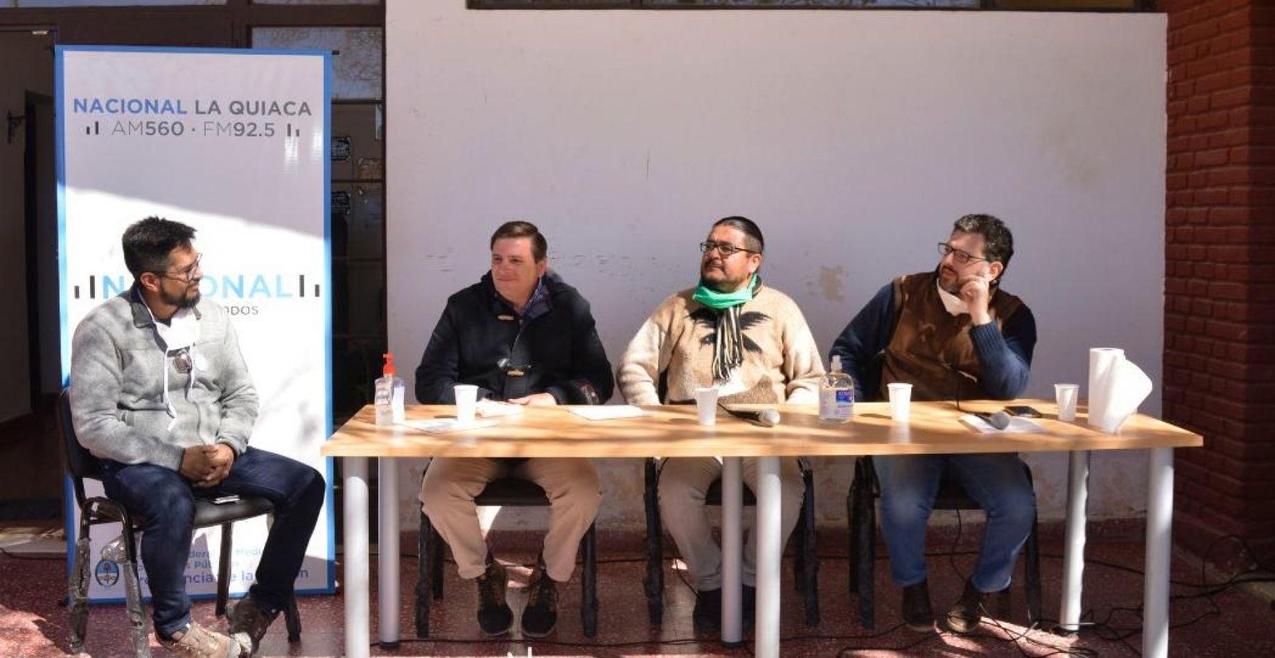 """""""Ejercer un derecho básico que es la comunicación y la información con pluralidad de voces"""", sostuvo Carlos Rivero"""