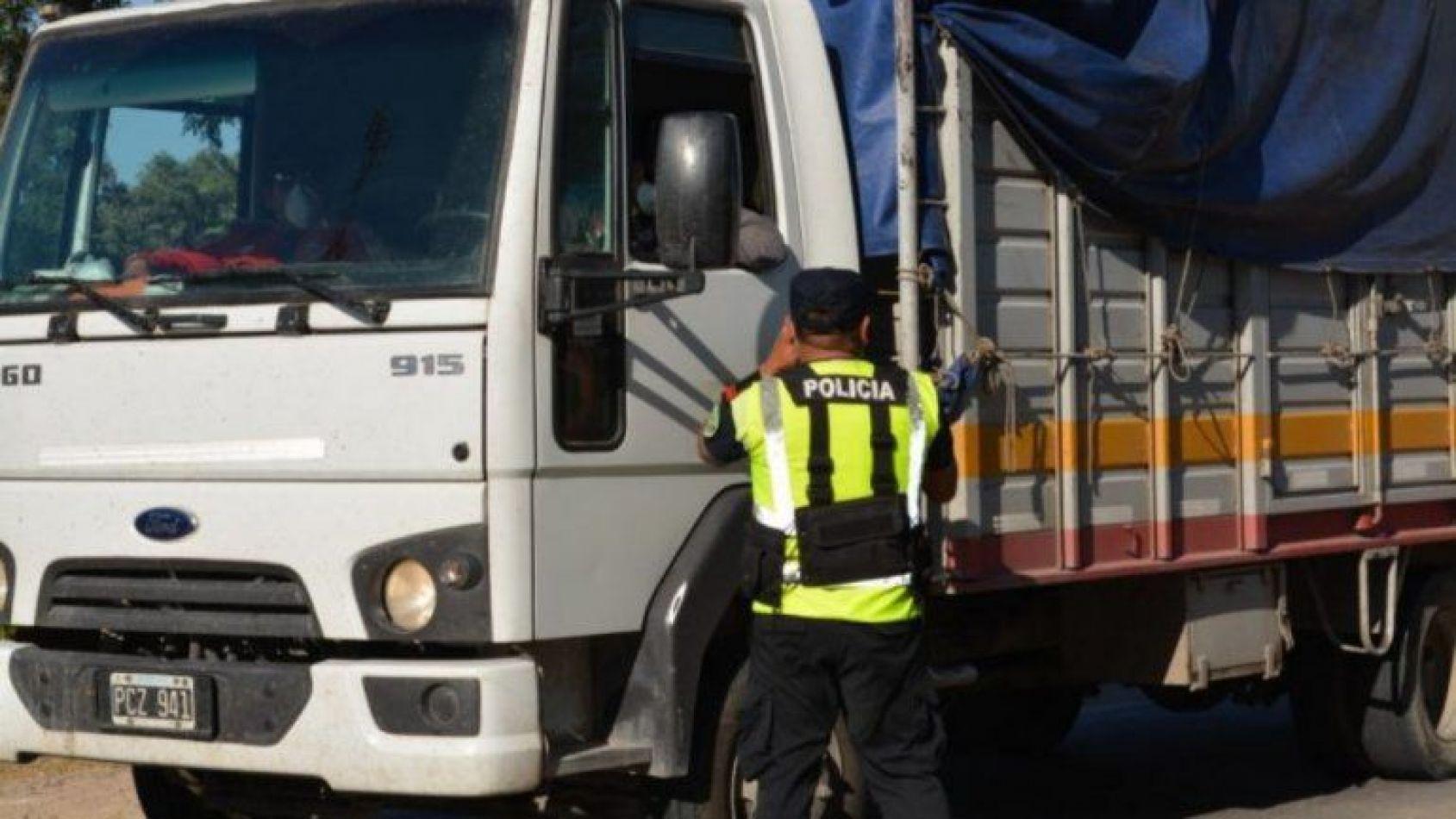 Otro transportista dió positivo en un test rápido para COVID 19 al ingresar a Jujuy