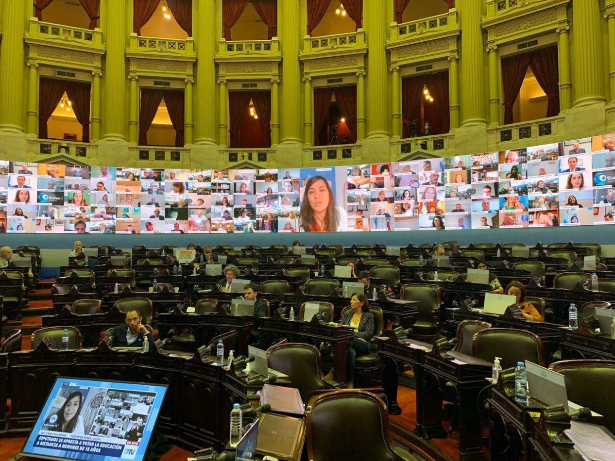 Diputados dieron media sanción a la modificación de la Ley de Educación Nacional
