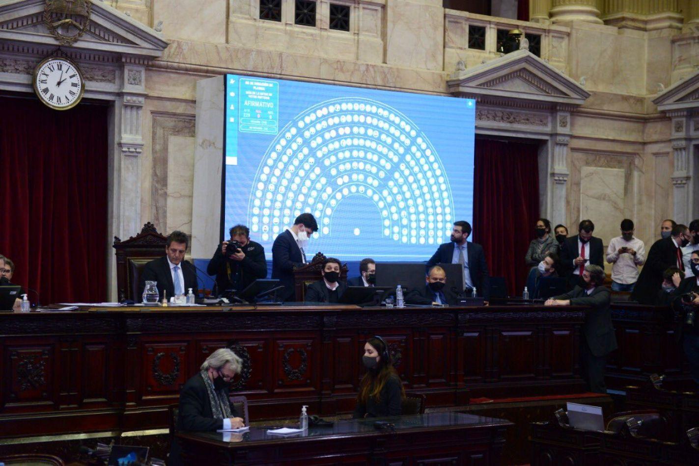 Foto: Twitter Cámara de Diputados