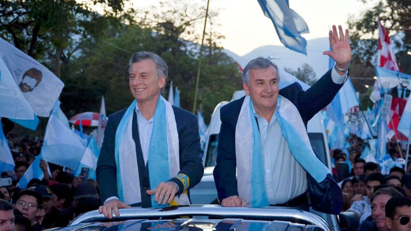 """""""Morales organiza un nuevo atentado contra la democracia en Jujuy, y esta vez no puede haber cómplices del peronismo"""""""