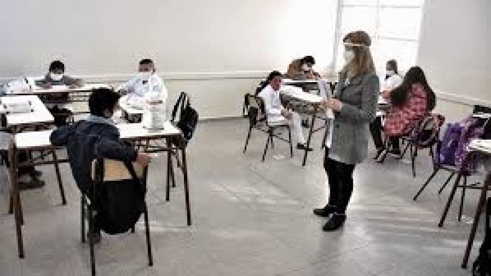 Ciclo lectivo 2021: el ministro Nicolás Trotta inicia este lunes una gira por los 24 distritos para terminar de definir la situación