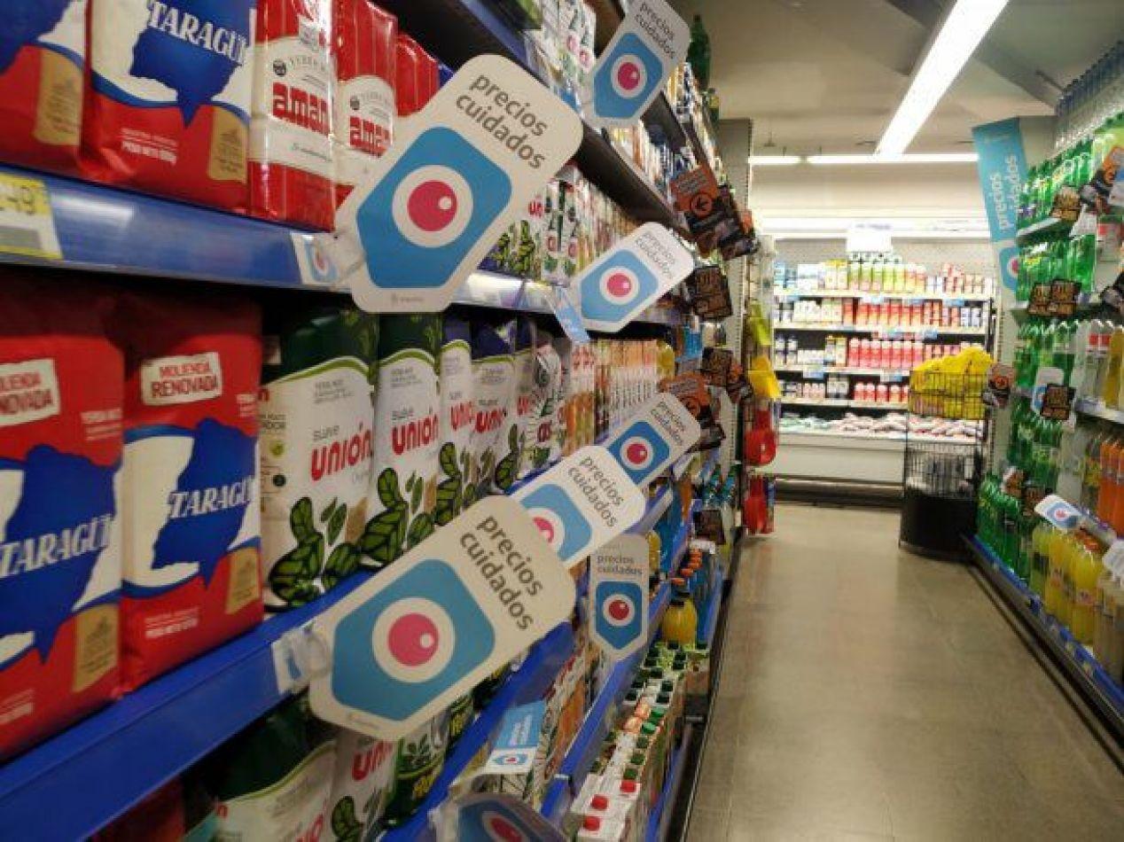 Precios Cuidados: mayor cantidad de productos, pero con una suba trimestral del 5,6%