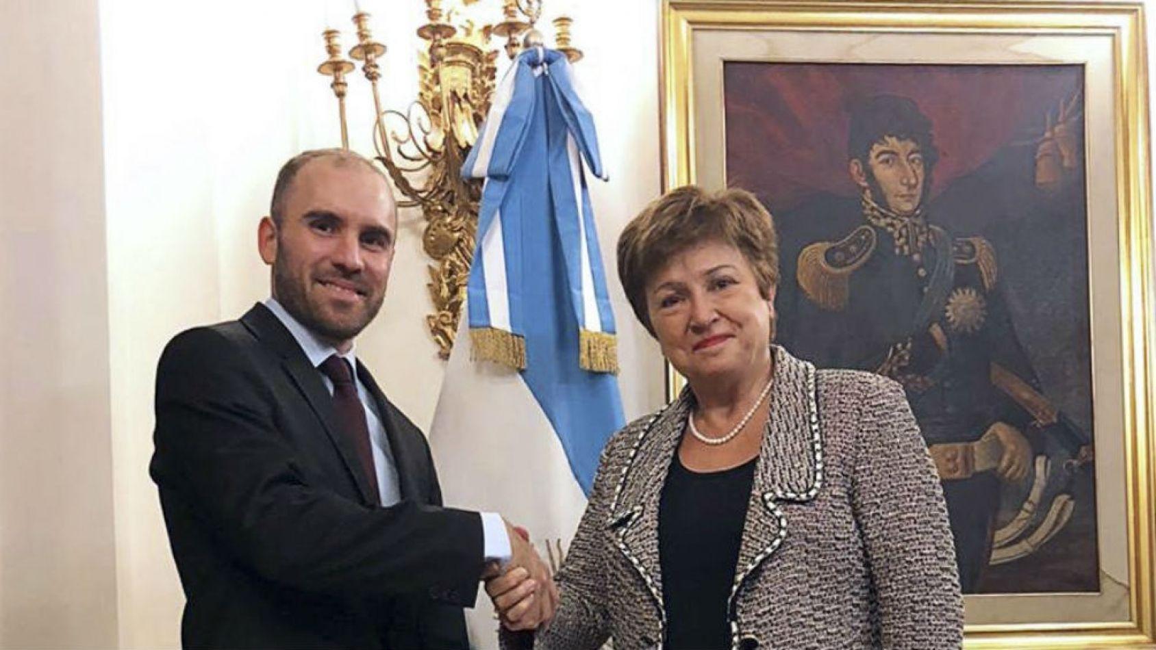 En un gesto de buena voluntad, Argentina canceló un pago con el FMI