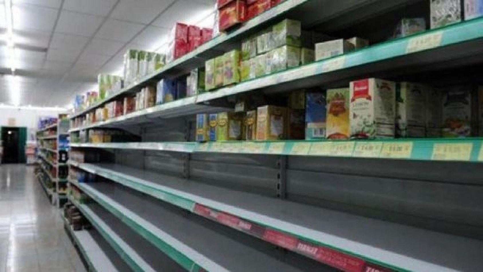 El gobierno nacional imputó a 12 grandes empresas alimenticias por desabastecimiento