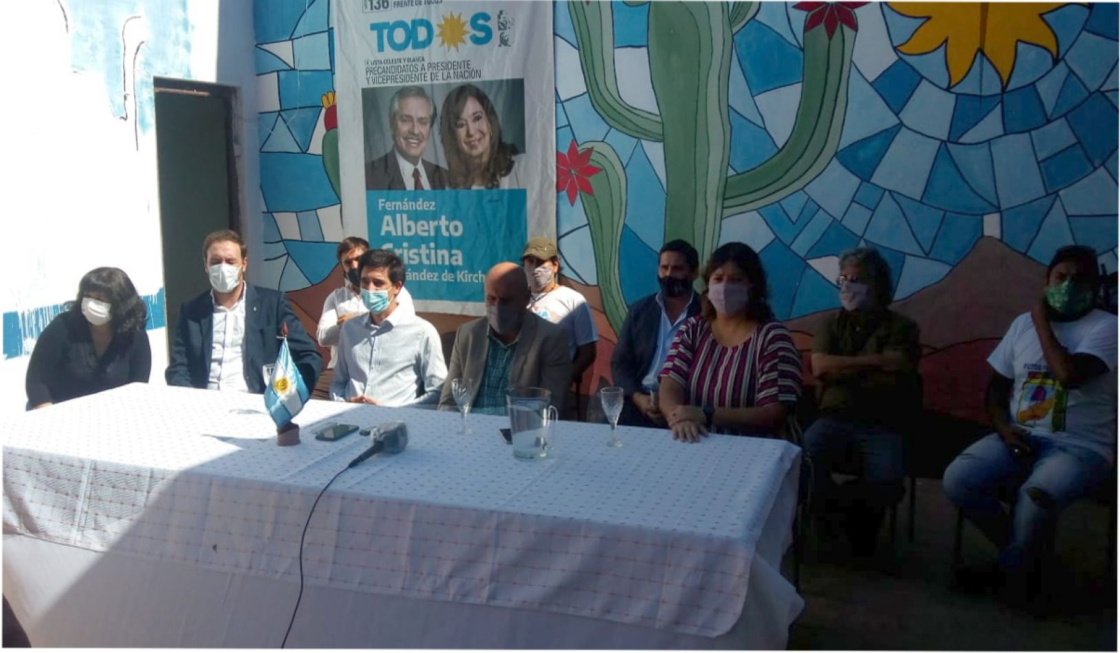 """""""Hoy el que está conduciendo el partido justicialista es el señor Gerardo Morales"""""""