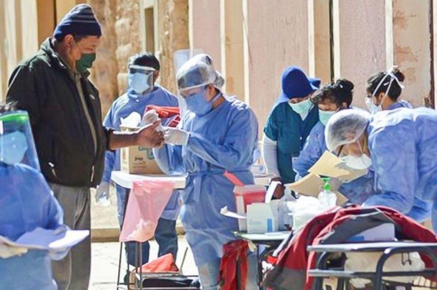 Además de 45 nuevos casos positivos, Jujuy sumó otra muerte por covid 19