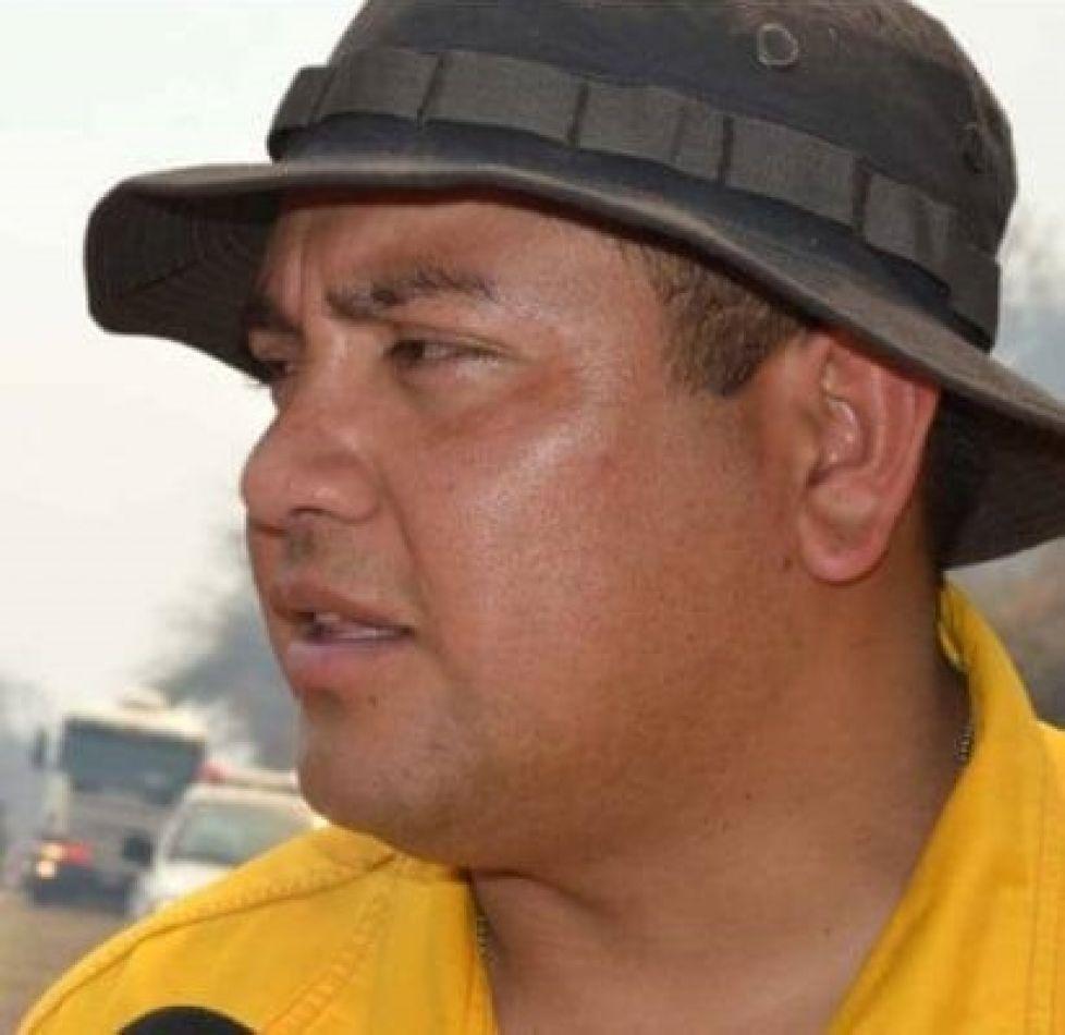 Ezequiel Morales, otro funcionario denunciado por violento, encubierto por el gobierno de la provincia