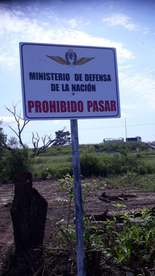 El Ministerio de Defensa rechaza responsabilidad ante el desalojo de la Cooperativa Nueva Fuerza