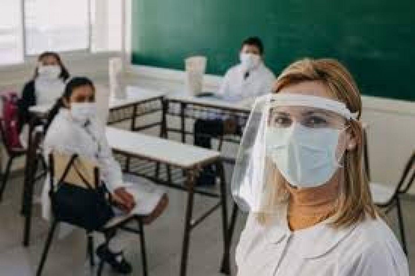 Vizzotti anunció el inicio de la campaña de vacunación para los docentes