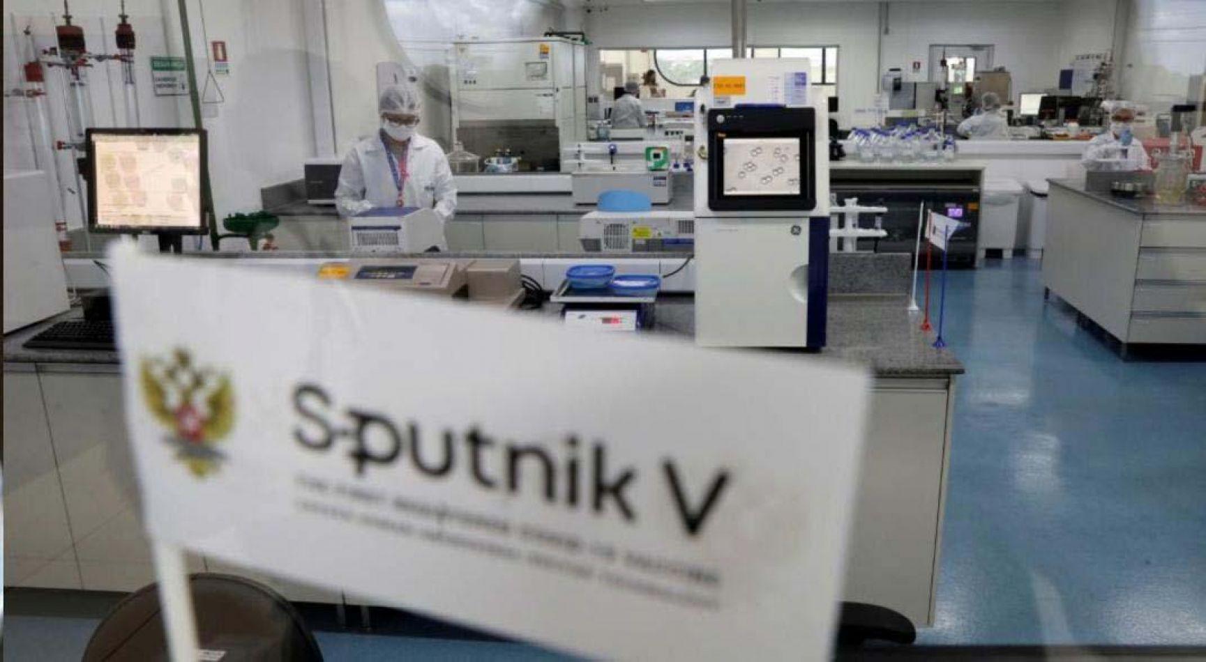 Laboratorio argentino producirá la vacuna Sputnik V en el país