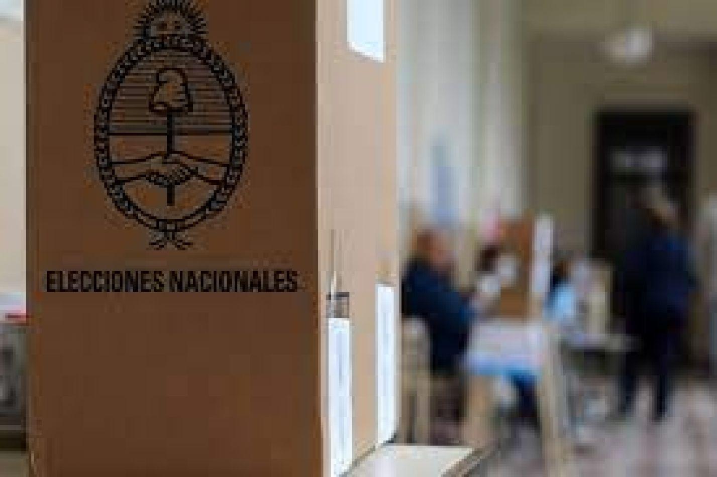 Elecciones legislativas 2021: las primarias se realizarán el 8 de agosto y las generales, el 24 de octubre.