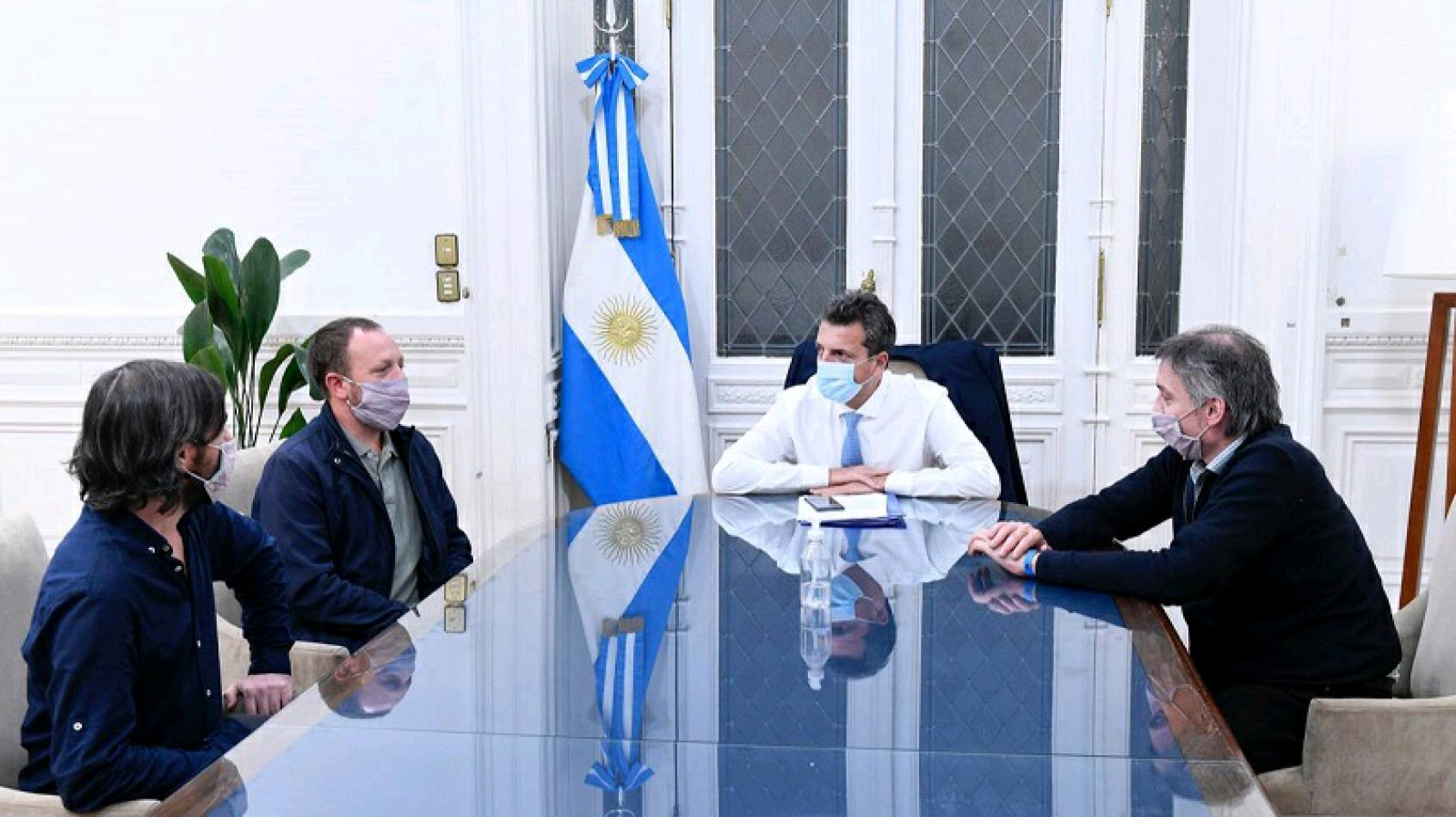 El gesto del Frente de Todos en Diputados por la escala de violencia institucional en Jujuy