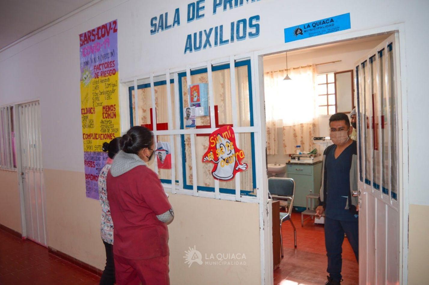 """Salud pública: """"gestionamos una unidad de traslado móvil de alta complejidad"""", anunció Gallardo"""